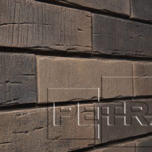 Купить Камень из бетона - Клинкерный кирпич. Темно-коричневый